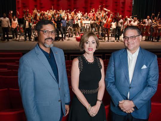 La Sinfónica Juvenil viaja a Europa con grandes expectativas