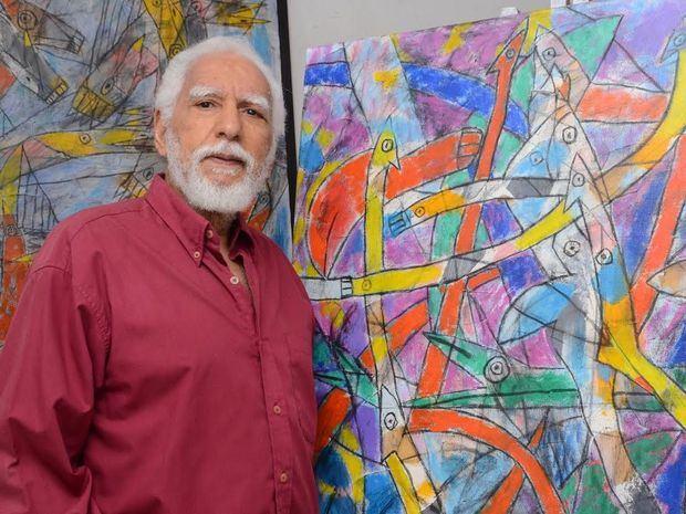 Antonio Guadalupe expondrá su arte en Quinta Dominica