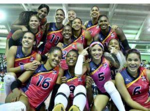 Seleccion Voleibol de Mayores.