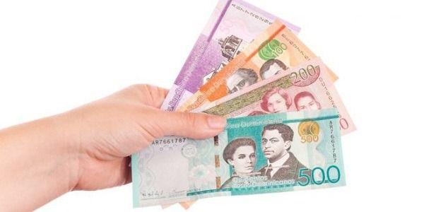 Los billetes de 2000 y 200 pesos cambiarán de color