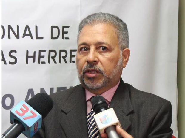 Presidente de la ANEIH, Ing. Leonel Castellanos Duarte.