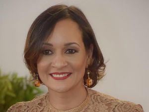 Lady Reyes, directora de Encuentros Interactivos.