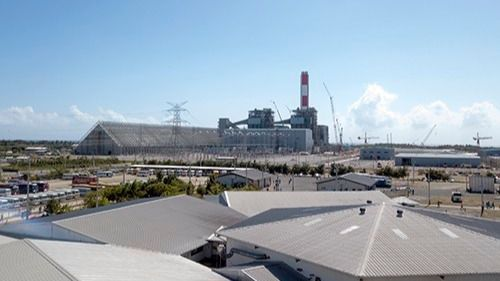 Central Termoeléctrica Punta Catalina (CTPC) .