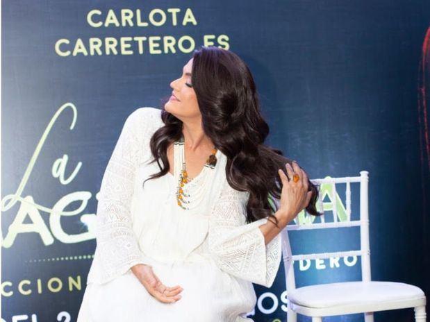 """Carlota Carretero será la protagonista del nuevo estreno teatral """"La Magdalena""""."""