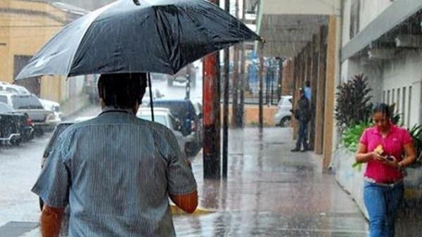Onamet prevé que onda tropical seguirá generando lluvias en parte del país
