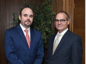 Richard Ros y Salvador da Cunha.