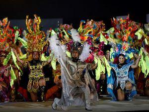 'Danza de la diversidad' fue precisamente el título del acto de clausura de Lima 2019.