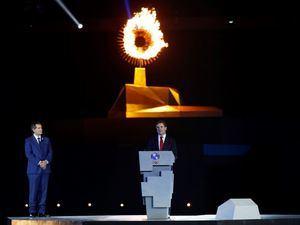 Los Juegos Panamericanos de Lima 2019 y  y entregaron la posta a Santiago 2023.