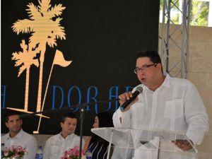 Juan Antonio Morales, representante del Centro de Convenciones.