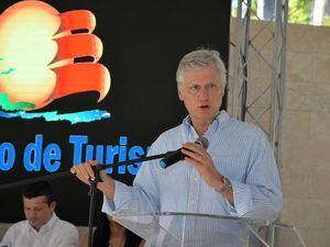 Roberto Casoni, Presidente del Clúster Turístico destino Puerto Plata.