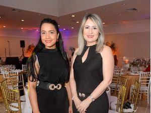 Vanesa Moronta y Sofía Camacho.