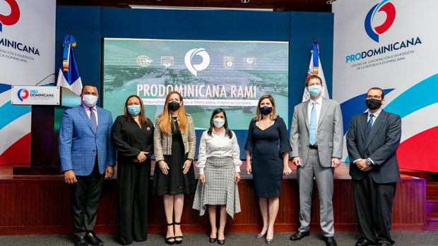 Lanzan ProDominicana RAMI, repositorio de información digital para facilitar exportaciones.