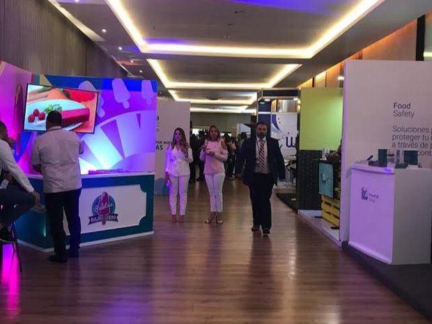 Expo franquicias 2019 contó con más de 25 stand para la exhibición de conceptos nacionales e internacionales.