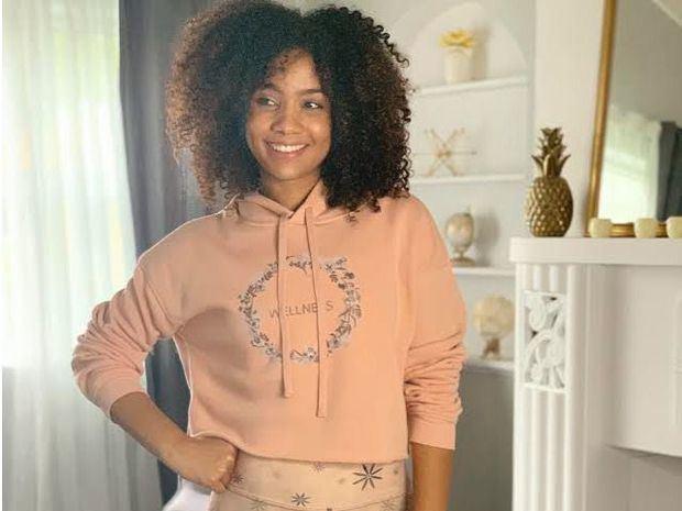 Actriz dominicana Wendy Regalado lanza línea de ropa deportiva