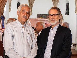 Miguel De Camps Jiménez y Peter Cross.
