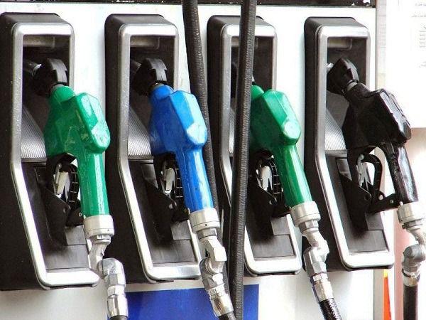 Nuevos precios del combustible.