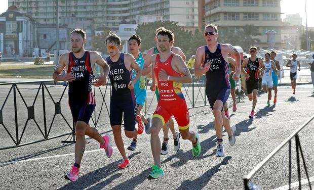 La estadounidense gana la Copa Panamericana del VI Triatlón de La Habana