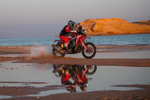 Cornejo decide abandonar el Rally Dakar.