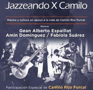 Jazzeando x Camilo.