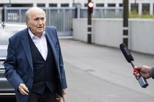 El suizo Joseph 'Sepp' Blatter, presidente de la FIFA entre 1998 y 2015.
