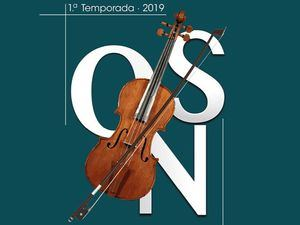 Calendario de la temporada de la Orquesa Sinfónica Nacional