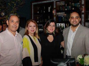 Claudio Acevedo, Alida Guzmán, Ivette Martínez, Manuel De La Cruz.
