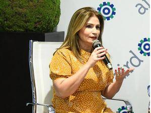 Circe Almánzar, vicepresidente ejecutiva AIRD.