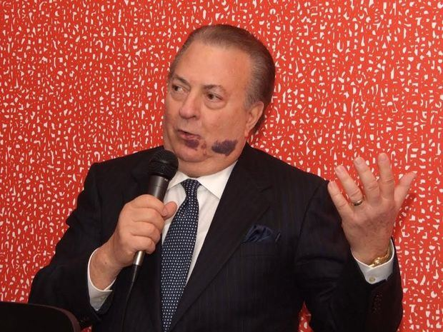 Arquitecto Eduardo Selman, miembro del Comité Político y Secretario de Finanzas del Partido de la Liberación Dominicana.