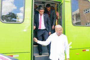 Héctor Mojica y Miltón Reyes hacen recorrido ruta del nuevo corredor OMSA.
