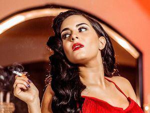La cantante dominicana Darlene anunció este jueves su nuevo tema, 'Yo tengo el pitee'.