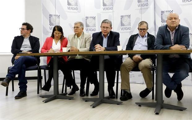 FARC acude a la Comisión de la Verdad para