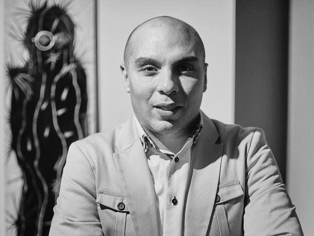 Kelvin Naar, fotógrafo y arquitecto dominicano.