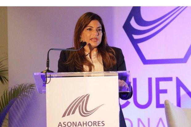 El discurso inaugural estará a cargo de Paola Rainieri de Díaz, presidente de Asonahores.
