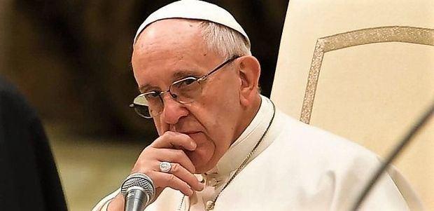 El papa propone un pacto educativo mundial para el cuidado del medioambiente