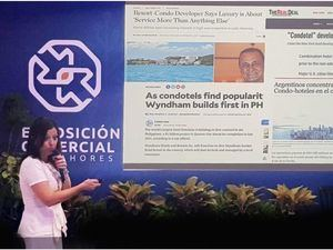 Experta en marketing en Real Estate, Mónica Herrera aseguró que el modelo condo hotel en República Dominicana, ayuda a la marca país.