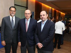 Carlos Ros, Juan Ramos. Richard Ros.