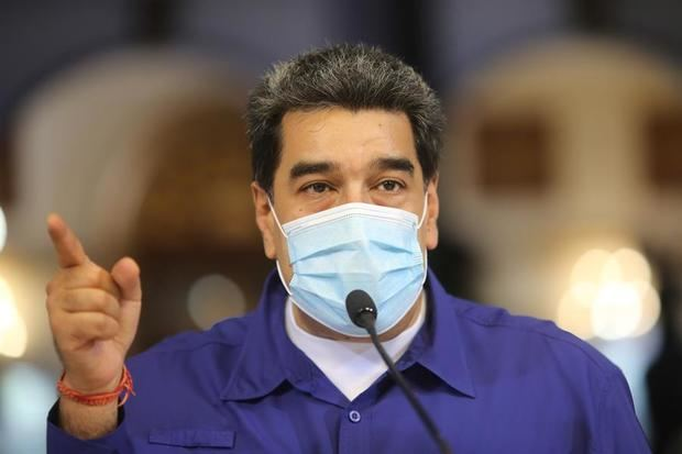 Maduro dice que probarán en Venezuela una vacuna china contra la COVID-19