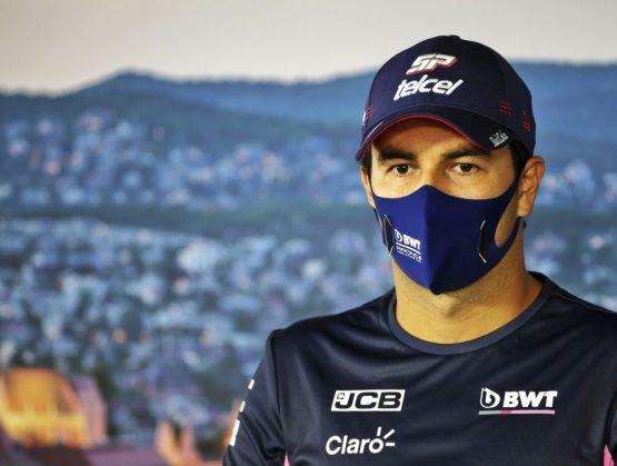 Sergio Pérez, primer piloto de F1 en dar positivo al Covid-19