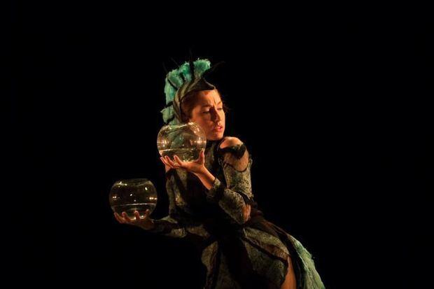 Dulces Bestias españolas inauguran festival Edanco de danza contemporánea
