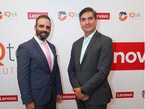 Roberto Rodríguez y William Gracia.
