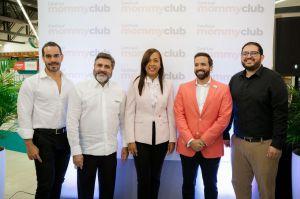Ricardo Núñez, Vinicio Curiel, Islanda García, Julio Rafael Curiel y Rafael Mejía.