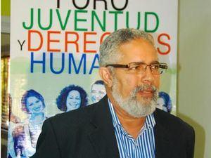 José Ceballos, director ejecutivo del Centro Casas Comunitarias de Justicia.