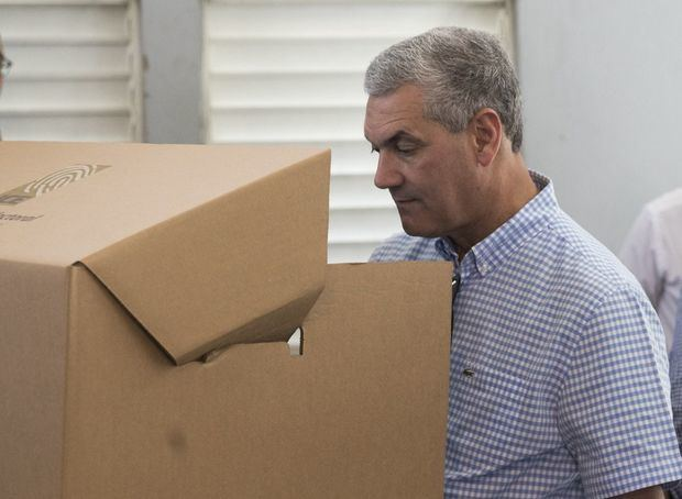 Gonzalo Castillo, ex ministro de Obras Públicas.