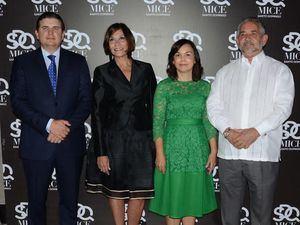 Andrés Marranzini, Thelma Martínez, Fabeth Martínez, Roberto Henríquez.