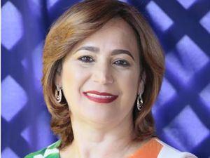 María Esther Fernández, presidenta de GISEF.