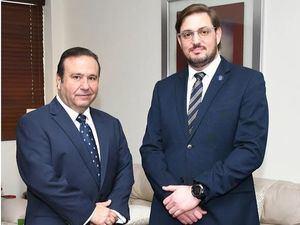 Pedro Rodríguez y Ilan Dabara.