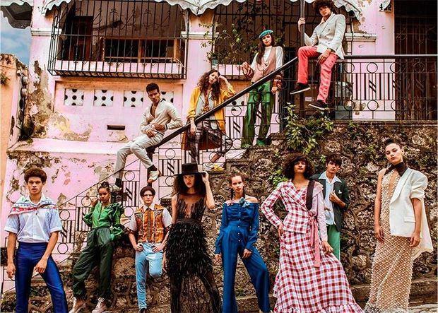 Se inicia Dominicana Moda 2019