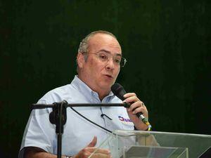 El senador de Monte Plata, Charlie Mariotti.