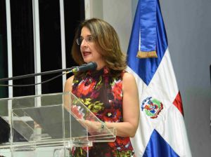 La directora de Feria del Libro, Ruth Herrera.