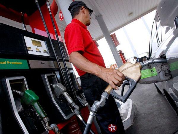 Combustibles suben ligeramente, pero el fuel oil baja siete pesos